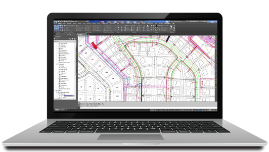 Technology Software for Surveying and Engineering at InSite